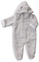 Angel Dear Infant Unisex Fuzzy Footie - Sizes 0-3 Months
