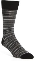 BOSS Men's Rs Stripe Design Socks