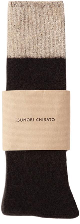 Tsumori Chisato mohair socks