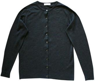 John Smedley Anthracite Wool Knitwear for Women