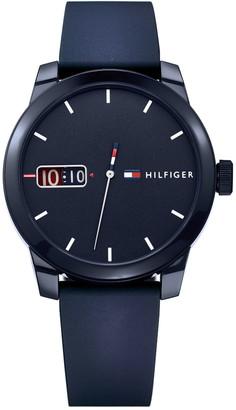 Tommy Hilfiger Men's Denim Quartz Sport Watch, 42mm