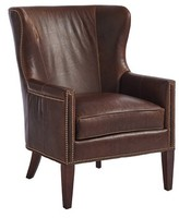 Barclay Butera Avery Wingback Chair