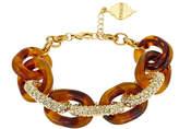 Fornash Plated Crystal Bracelet