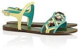 Etta Flat Sandal