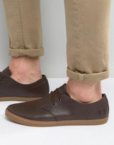 Fred Perry Byron Low Leather Desert Shoes
