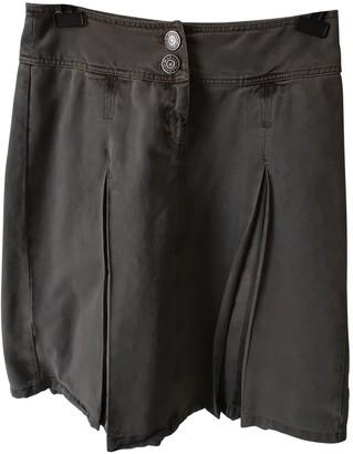 Max & Co. Grey Denim - Jeans Skirt for Women