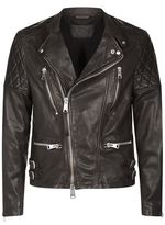 AllSaints Slade Leather Biker Jacket