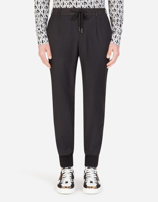 Dolce & Gabbana Jogging Pants With Side Strips