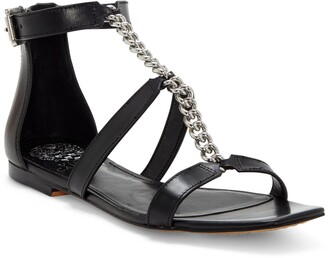 Vince Camuto Sereney Chain Strap Sandal