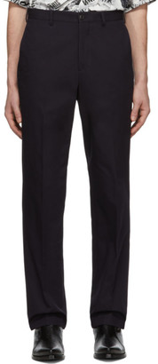 Cobra S.C. Navy Twill Classic Trousers