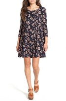 Lush 'Leah' Shift Dress