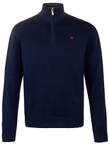 Hackett London 1/2 Zip Jumper