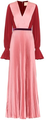 Roksanda Rora silk-crApe dress