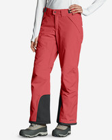 Eddie Bauer Women's Powder Search Insulated Pants