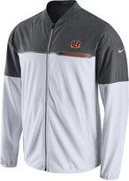 Nike Men's Cincinnati Bengals Flash Hybrid Jacket