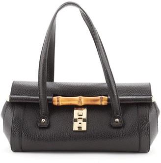Gucci Bamboo Bullet Bag Leather Medium