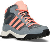 adidas Little Girls' Hyperhiker Outdoor Sneakers from Finish Line