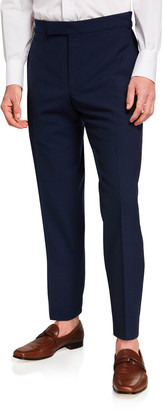 Tom Ford Men's O'Connor Base Wool Trousers