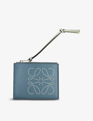 Loewe Brand leather cardholder