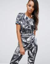 Puma Graphic Print Oversized T-Shirt