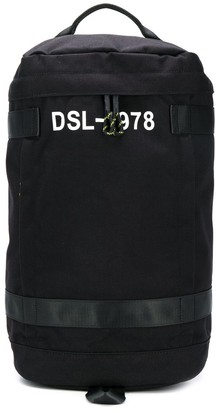 Diesel Medium Cylindrical Backpack