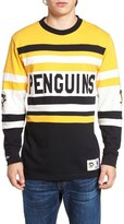 Mitchell & Ness Penguins Open Net Pullover