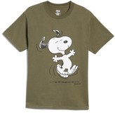 Hanes Peanuts Happy Dance 1 T-Shirt