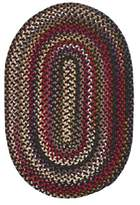Colonial Mills CK77R096X096 Chestnut Knoll Space-Dye Braided Rug
