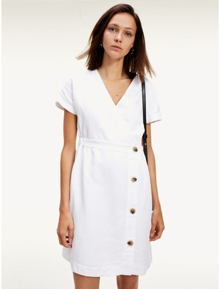 Tommy Hilfiger Short-Sleeve Dress