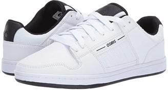 Osiris Vice (Black/Grey) Men's Shoes