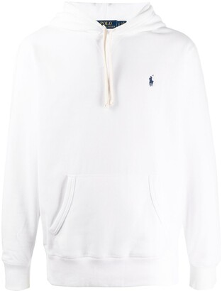 Polo Ralph Lauren Embroidered Logo Relaxed-Fit Hoodie