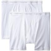 Calvin Klein Underwear Big Tall 2-Pack Boxer Brief Men's Underwear