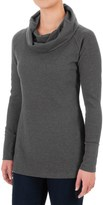 Columbia Weekday Waffle II Cowl Neck Tunic Shirt - Long Sleeve (For Women)