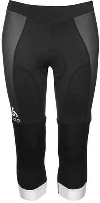Odlo Womens Padded Cycling Capri Pants
