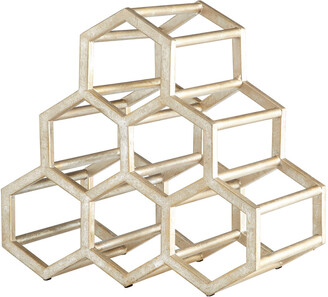 Cyan Design Hex Hut Wine Rack