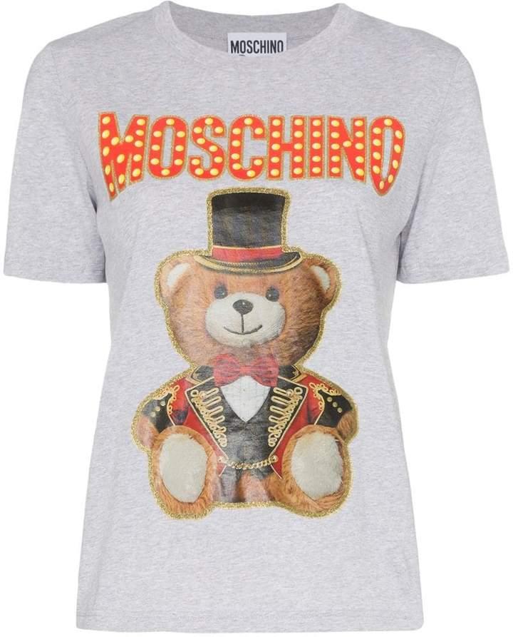 162e2971d Moschino Printed Shirt - ShopStyle