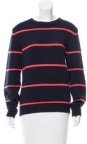 A.P.C. Striped Knit Sweater