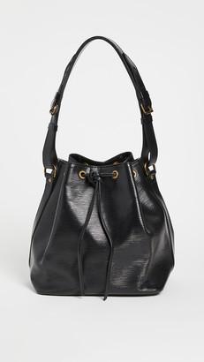 Shopbop Archive Louis Vuitton Petit Noe Epi Noir Bag