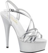 Pleaser USA Women's Delight 613 Strappy Sandal