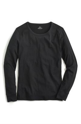 J.Crew Vintage Cotton Long Sleeve T-Shirt