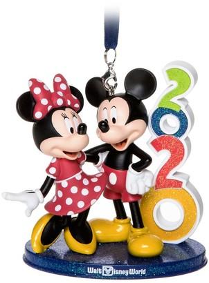 Disney Mouse Figural Ornament Walt World 2020