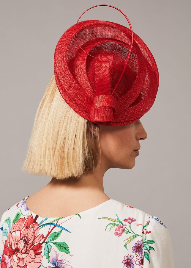 Thumbnail for your product : Phase Eight Dolly Small Disc Fascinator