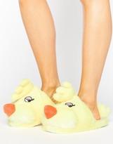 Asos NAOMI Sassy Chick Slippers