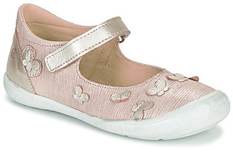Citrouille et Compagnie JALIPINE girls's Shoes (Pumps / Ballerinas) in Beige