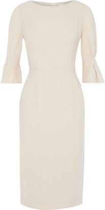 Goat Evan Wool-crepe Dress