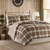 Woolrich Lumberjack Down Alt Mini Comforter Set, King, Multicolor by