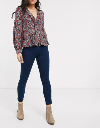 We The Free by Free People Feel Alright skinny jeans