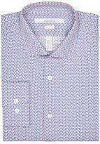 Perry Ellis Ultra Slim Mini Paisley Dress Shirt