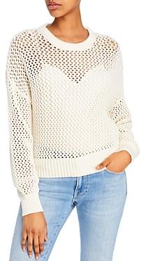 Frame Open-Knit Sweater