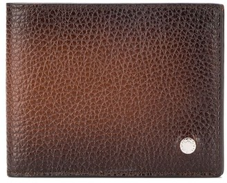 Orciani Bifold Leather Wallet